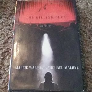 Book called the killing club